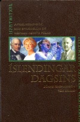 Íslendingar dagsins - Jónas Ragnarsson