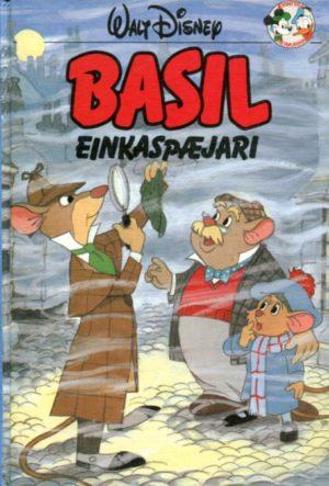 Basil einkaspajari. Disney ævintýri