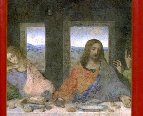 Da Vinci lykillinn eftir Dan Brown bakhlið
