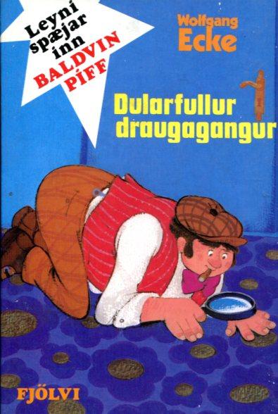 Dulafullur draugagangur framhlið