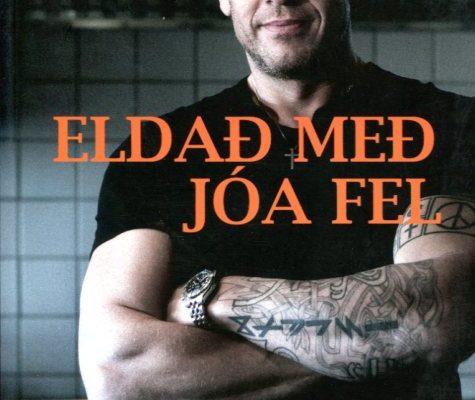 Eldað með Jóa Fel forsíða