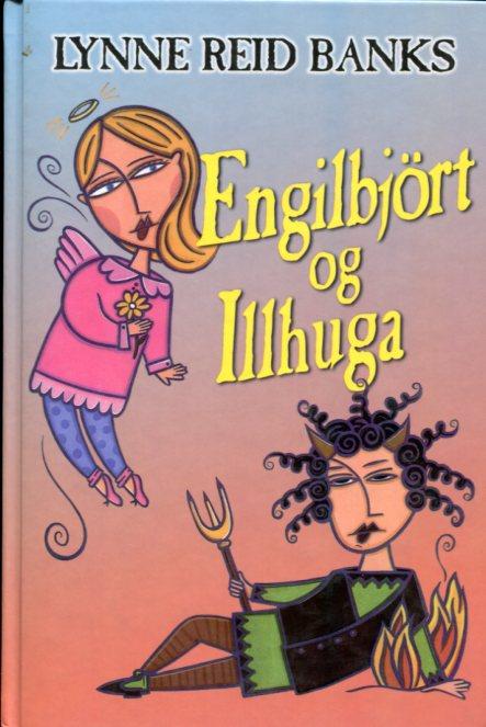Engilbjört og Illhuga framhlið