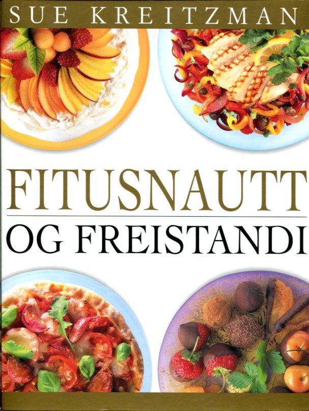 Fitusnautt og freistandi forsíða