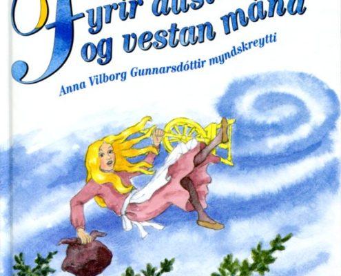 Fyrir austan sól og vestan mána. Framhlið