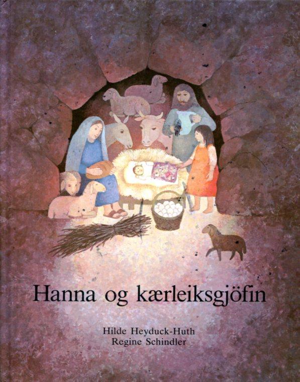 Hanna og kærleiksgjöfin. Framhlið