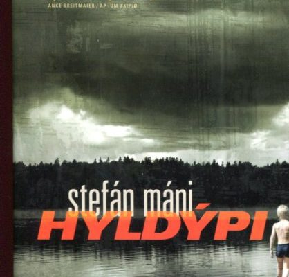 Hyldýpi eftir Stefán Mána framhlið