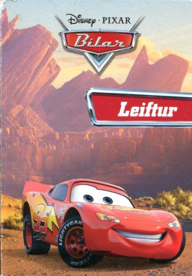 Leiftur - Disney Pixar framhlið