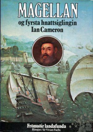 Magellan og fyrsta hnattsiglingin framhlið