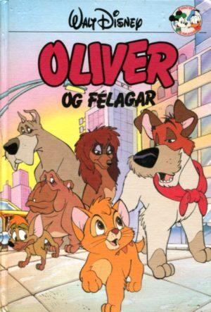 Oliver og félagar. Disney ævintýri