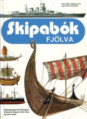 Skipabók Fjölva framhlið