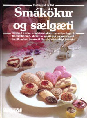 Smákökur og sælgæti framhlið