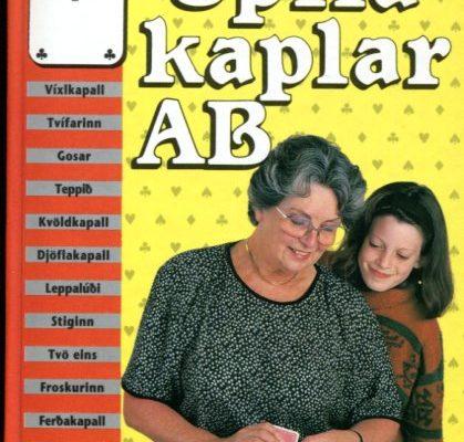 Spilakaplar AB framhlið