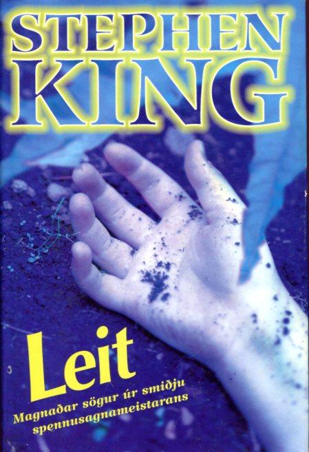 Leit Stephen King framhlið