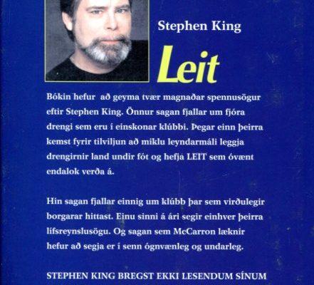 Leit Stephen King bakhlið