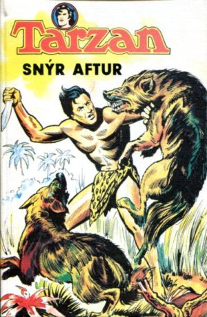 Tarzan snýr aftur framhlið