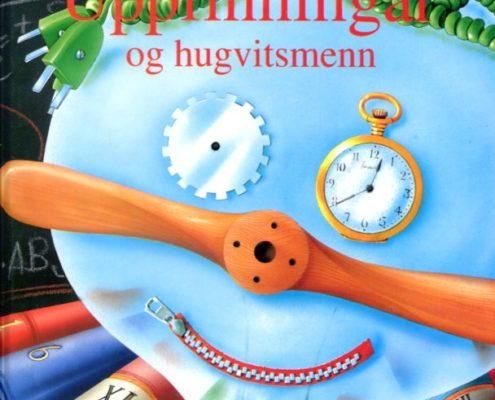 Uppfinningar og hugvitsmenn framhlið