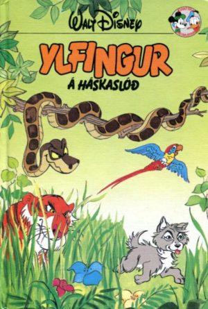 Ylfingur á háskaslóð. Disney ævintýri