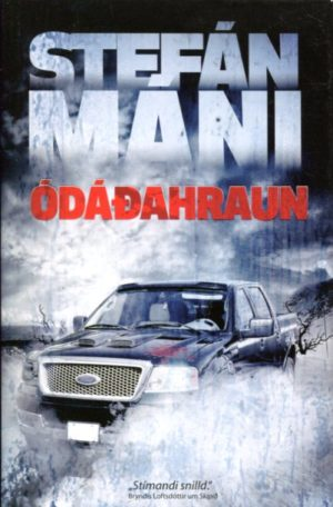 Ódáðahraun eftir Stefán Máni framhlið