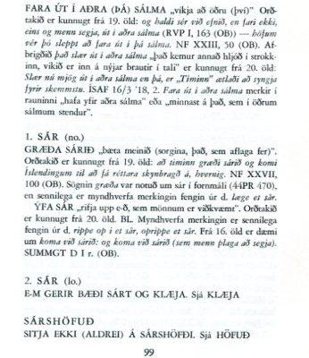 Íslenzkt orðtakasafn sýnishorn 2