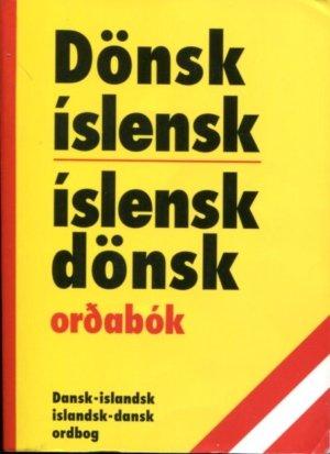 Dönsk - íslensk / íslensk dönsk vasaorðabók