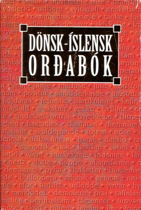 Dönsk íslensk orðabók 1992