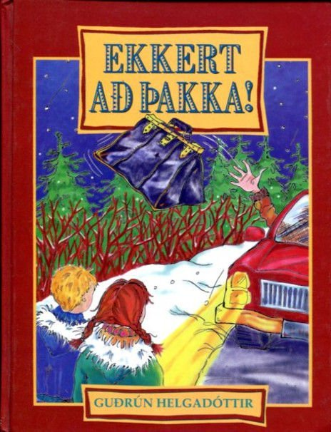 Ekkert að þakka! - Guðrún Helgadóttir