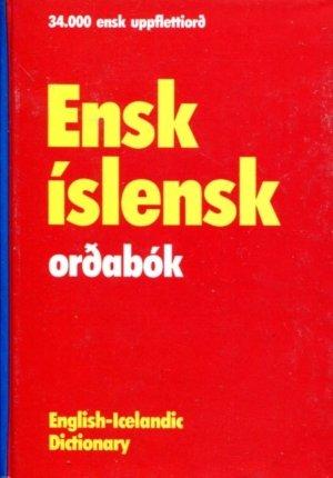Ensk-íslensk orðabók Orðabókaútgáfan