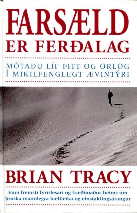 Farsæld er ferðalag - Brian Tracy