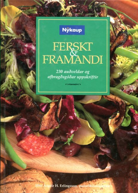 Ferskt og framandi - Ásgeir H. Erlingsson