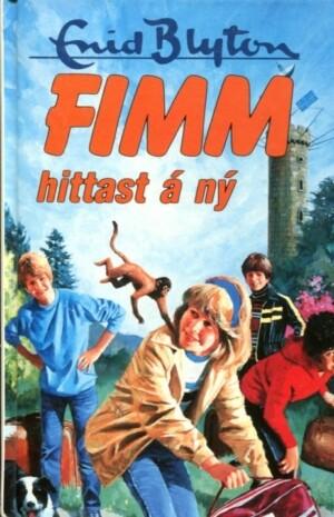 Fimm hittast á ný - Enid Blyton