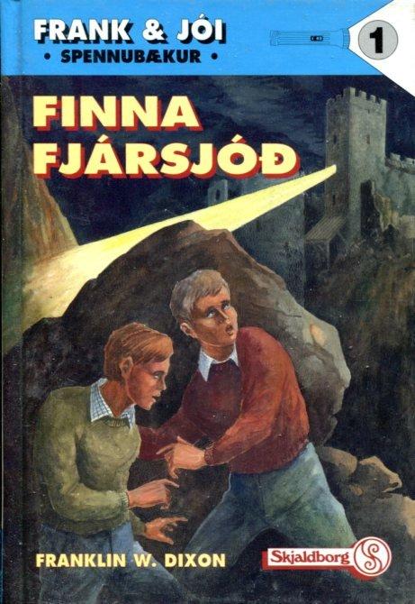 Frank og Jói finna fjársjóð | Franklin W. Dixon