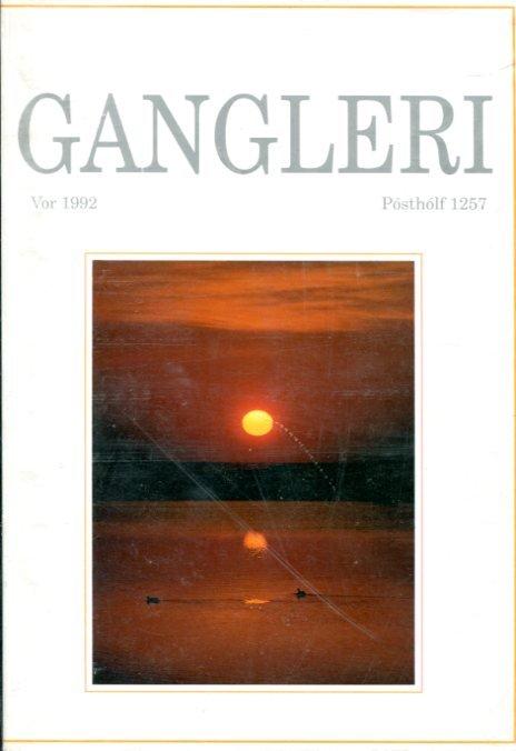 Gangleri vor 1992