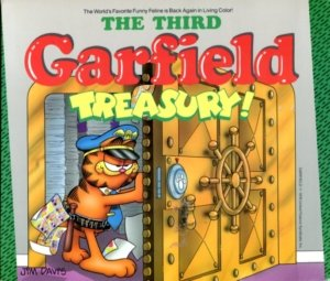 Garfield Treasury!