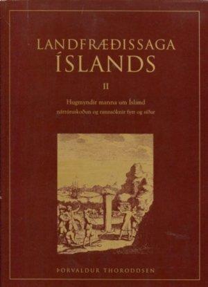 Landfræðissaga Íslands II