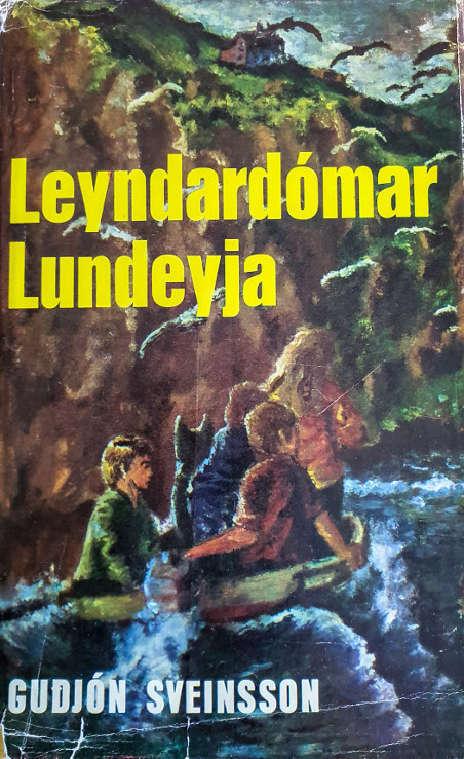 Leyndardómar Lundeyja | Guðjón Sveinsson
