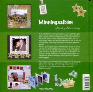 Minningaalbúm (bakhlið)