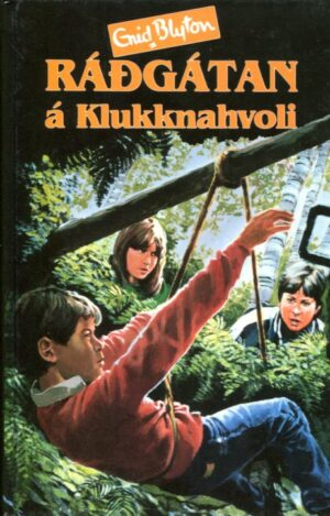 Ráðgátan á Klukknahvoli - Enid Blyton