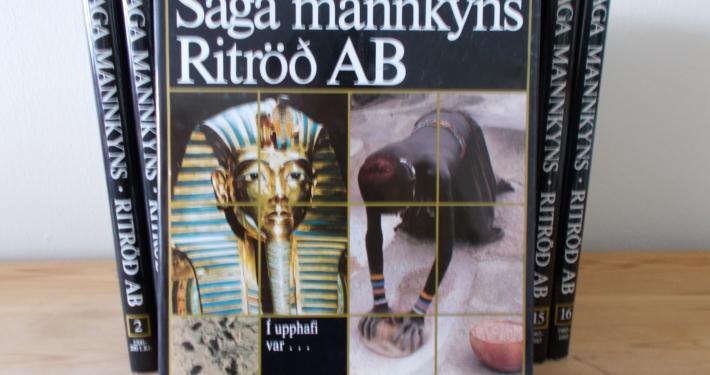 Saga mannkyns - Ritröð AB