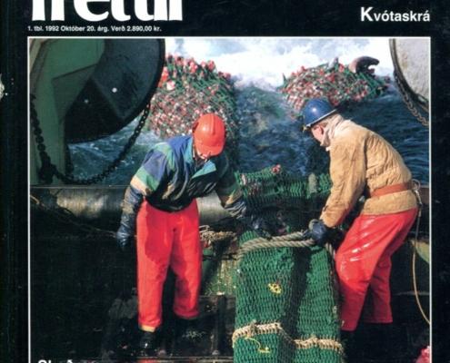 Sjávarfréttir okt 1992