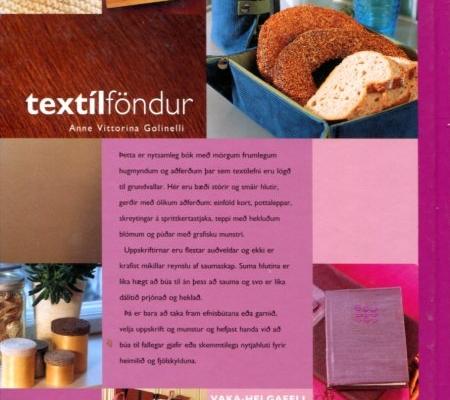 Textílföndur (bakhlið)