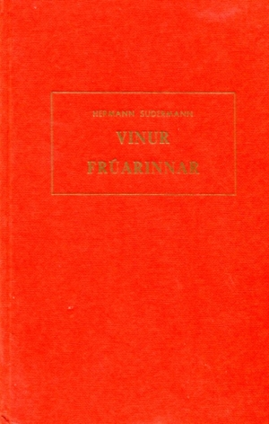 Vinir frúarinnar - Hermann Sudermann